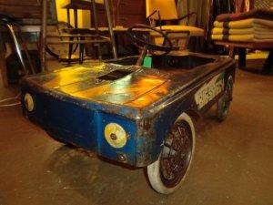 画像1: ペダルカー