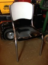 50's STEEL CHAIR