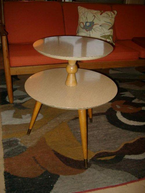 他の写真3: ラウンドエンドテーブル
