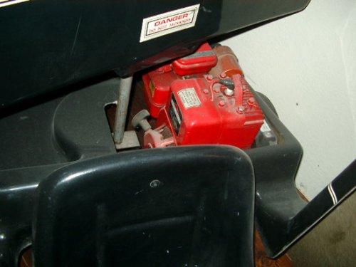 他の写真2: エンジン搭載コンボイ