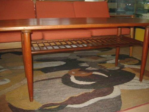他の写真1: デンマーク製コーヒーテーブル