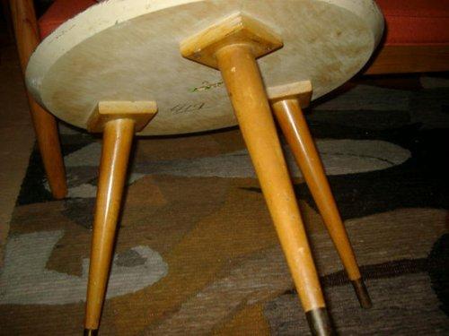 他の写真2: ラウンドエンドテーブル