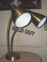50'sDOUBLE DESK LAMP